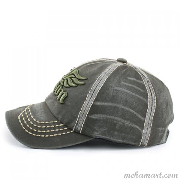 Hat Stylish Embroidery Cap For Men & Boys