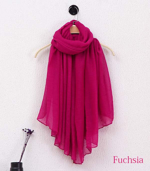 Scarf New Fashion Women's Soft CottonPashmina Scarves
