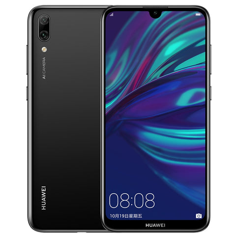 Smart Phones Huawe Enjoy 9 Y7 2019 mobile phone Octa core Dual Camera 13MP+8MP 4000mAh