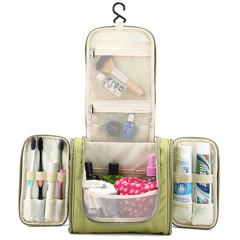 Unisex Hanging Cosmetic Toiletry Bag