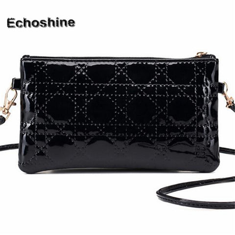 Women's New Luxury Leather Messenger/Clutch Bags