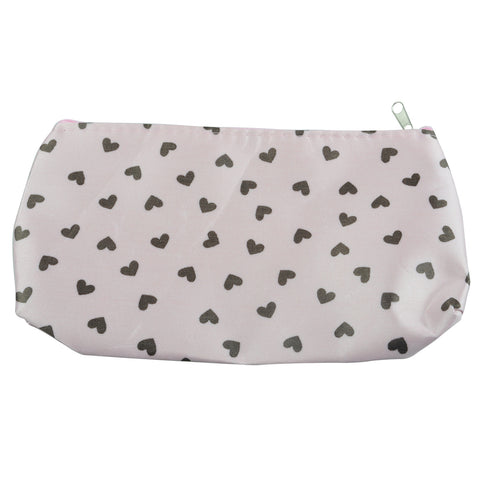 Ladies Hard Case Cosmetics Makeup Bag