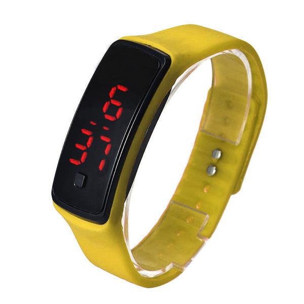 Watches Touch Screen LED Quartz Fitness Sports Watch
