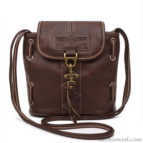 Women's High Quality PU Leather Crossbody Bag