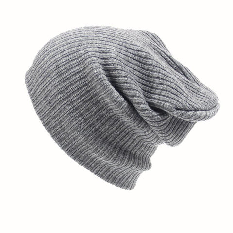 New Fashion Women Men Unisex Knitting Beanie Hat