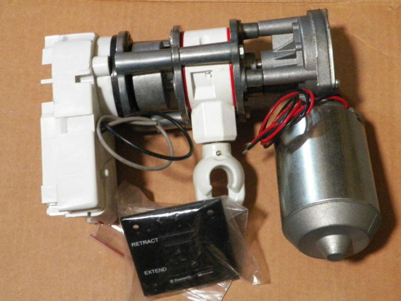 12V Motor Option for Fiamma F45 Wall Mount Awning