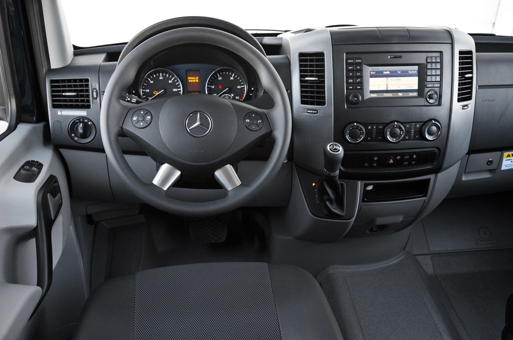 Sprinter Steering Wheel Matching Dash Kits Available
