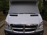Sprinter windshield cover