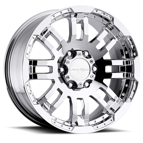 Chrome wheels for Mercedes Sprinter van