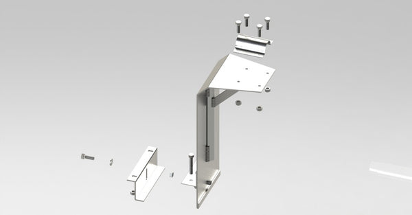 roof rack mounting bracket