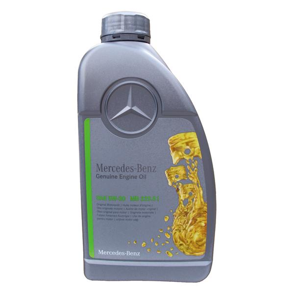 Mercedes-Benz Formula 5W-30 Engine Oil