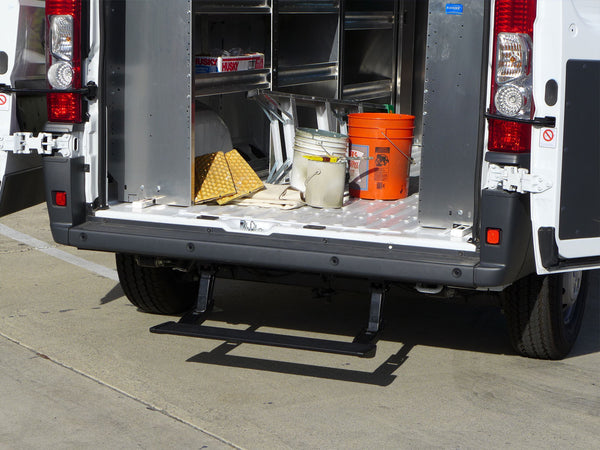 Mercedes Sprinter rear step