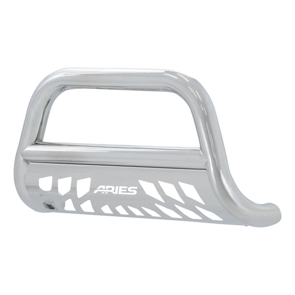 "Aries 3"" Bull Bar Black or Stainless Steel"