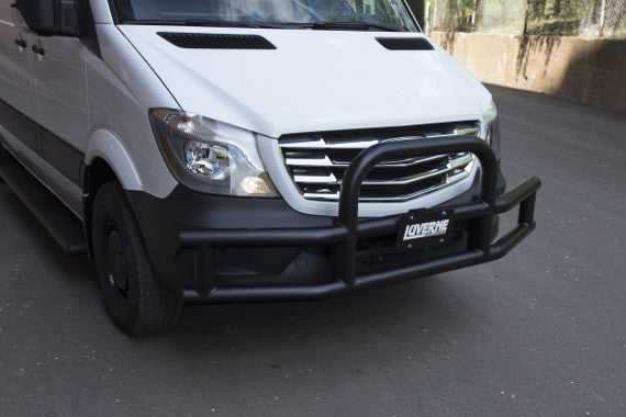 Grille Guard for Sprinter van