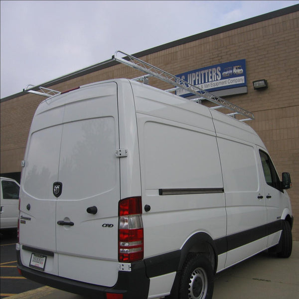 Mercedes Sprinter rack