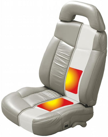 Heated seats for Mercedes Sprinter