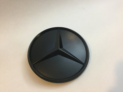 Sprinter Rear Door Emblem (Black)