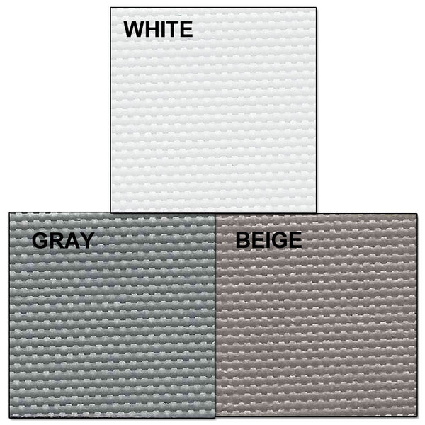 Windshield cover color options