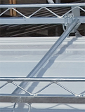 Galvanized roof rack for Dodge Sprinter