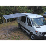 Sprinter with Fiamma awning canopy