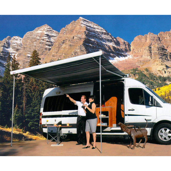 Dodge Sprinter with Faimma roof mount awning