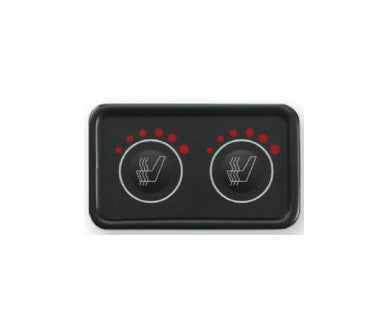 Sprinter dual heated seat control