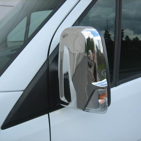 Sprinter mirror covers