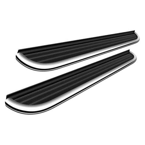 Luverne Mega Step running boards for Mercedes Sprinter van