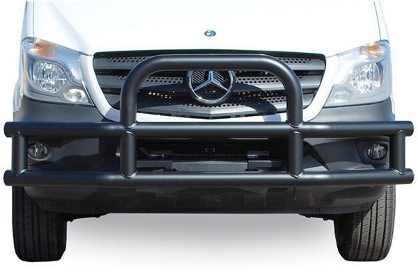 Brush guard for Dodge, Freightliner, Mercedes Sprinter