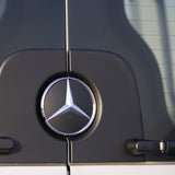 Sprinter rear door Mercedes star badge
