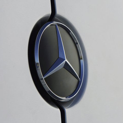 Mercedes Sprinter rear door star emblem
