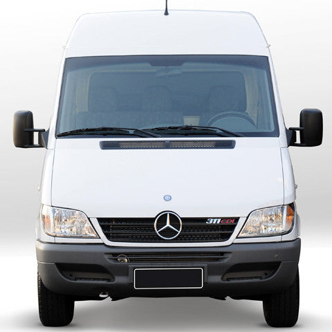 Dodge Sprinter Mercedes grille kit