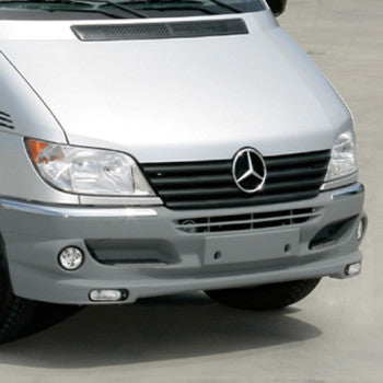 Dodge Sprinter with Mercedes grille