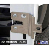 Slick Lock door hasp
