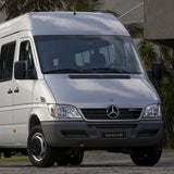 Sprinter 3500 factory wheel covers for front