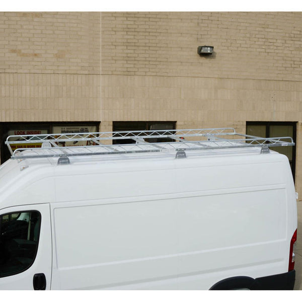Sprinter high roof ladder rack