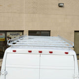 Sprinter roof mount cargo rack