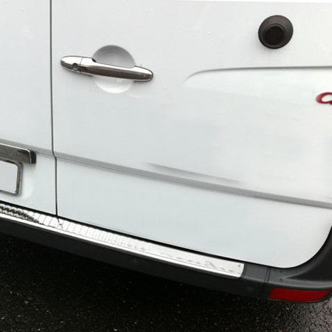 Sprinter bumper trim