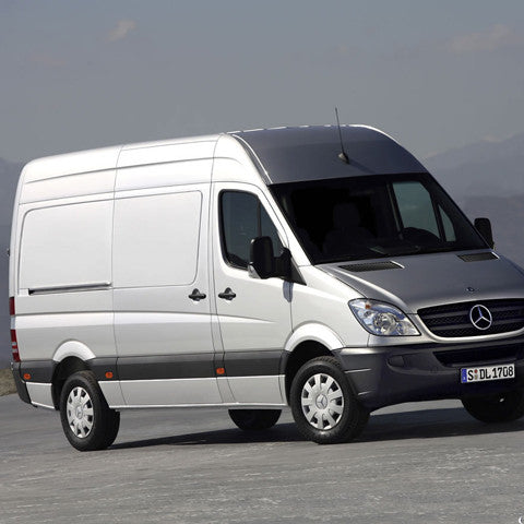 Mercedes Sprinter 2500 wheel covers