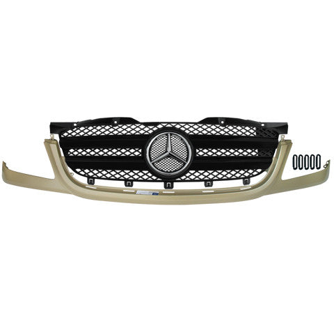 Mercedes grille for Dodge Freightliner Sprinter