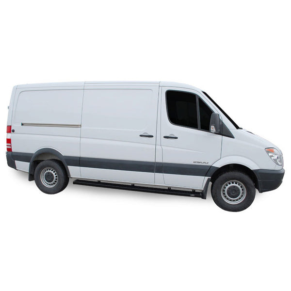 Sprinter with Luverne Grip Step