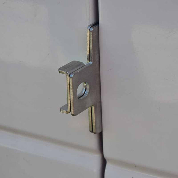 Heavy duty lock for Sprinter
