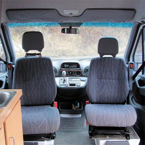 Sprinter swivel seats