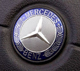 Mercedes Sprinter steering wheel badge