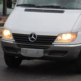 Freightliner Sprinter with Mercedes grille
