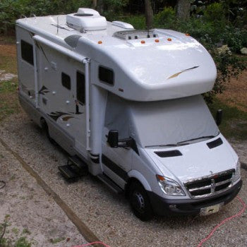 Sprinter RV windshield cover