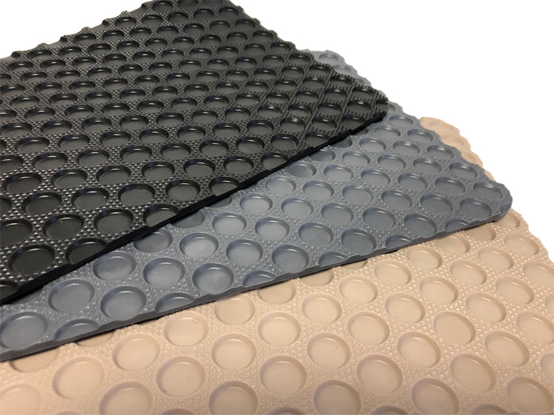 2007-2013 Sprinter Rubber Floor Mats