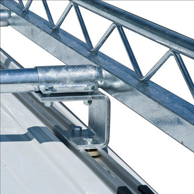 Galvanized Sprinter roof ladder rack