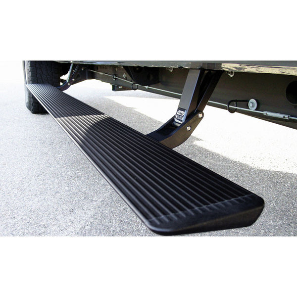 Sprinter with Amp Research 75163-01A power step retractable running boards