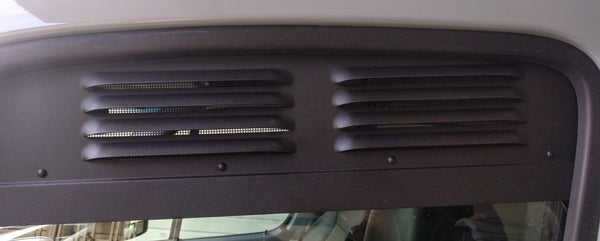 Sprinter Window Air Vents